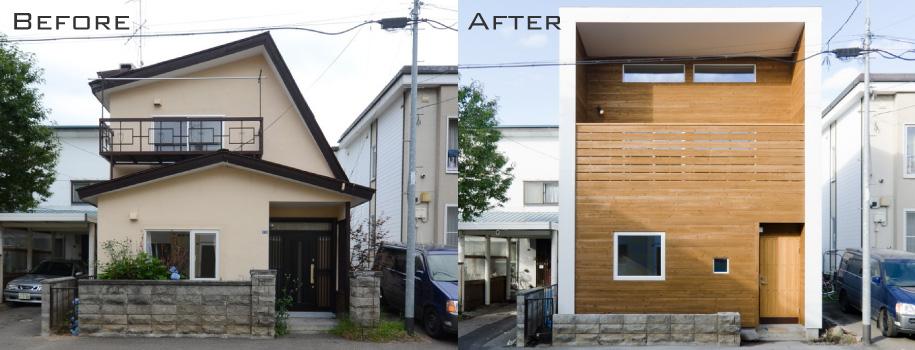 リノベーション事例:札幌市南区S様邸